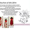 Collection été 14
