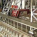 Projet de rénovation du 1er étage de la Tour Eiffel (2012-2013)