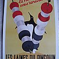 Pingouin - affiche 1945