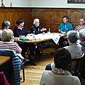 Masevaux-niederbruck: « la grande vieillesse», sujet délicat au café littéraire