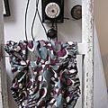 Culotte BIANCA en Liberty véritable gris et prune et noeud gris à pois (4)