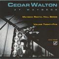 Cedar Walton - 1992 - At Maybeck (Concord Jazz)