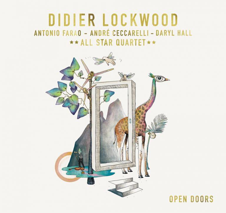 Album Ddier Lockwood Open Doors 2017