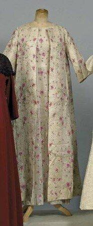 BALENCIAGA, haute couture, n 86800, circa 1963 - Robe longue et
