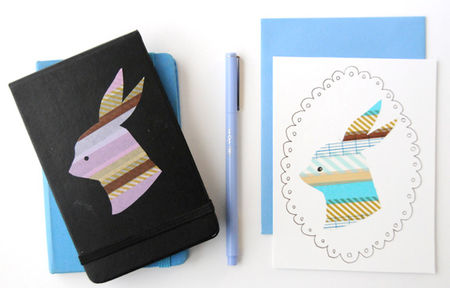 masking_tape_DIY_Easter_Paques_lapin
