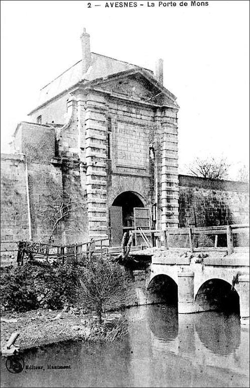 AVESNES-Porte de Mons72