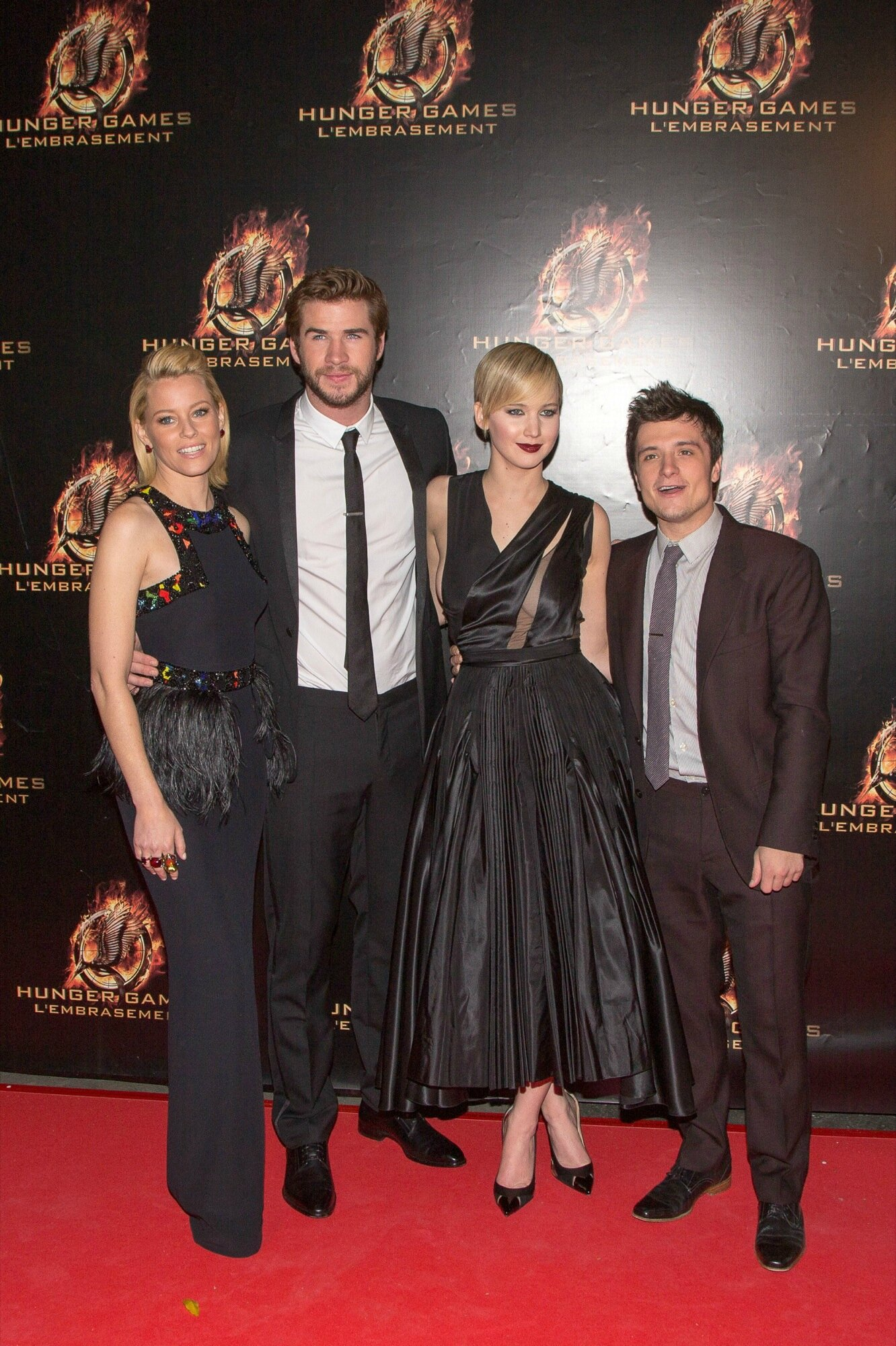 Catching Fire Premiere Paris09