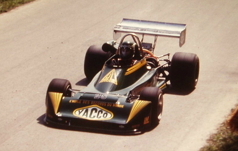 Jacques Terrien Martini MK 28 1979