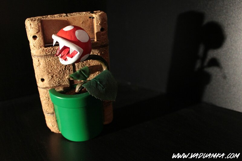 03 Mario plant