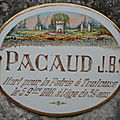 Pacaud jean-baptiste (gargilesse-dampierre) + 05/11/1918 toulouse (31)