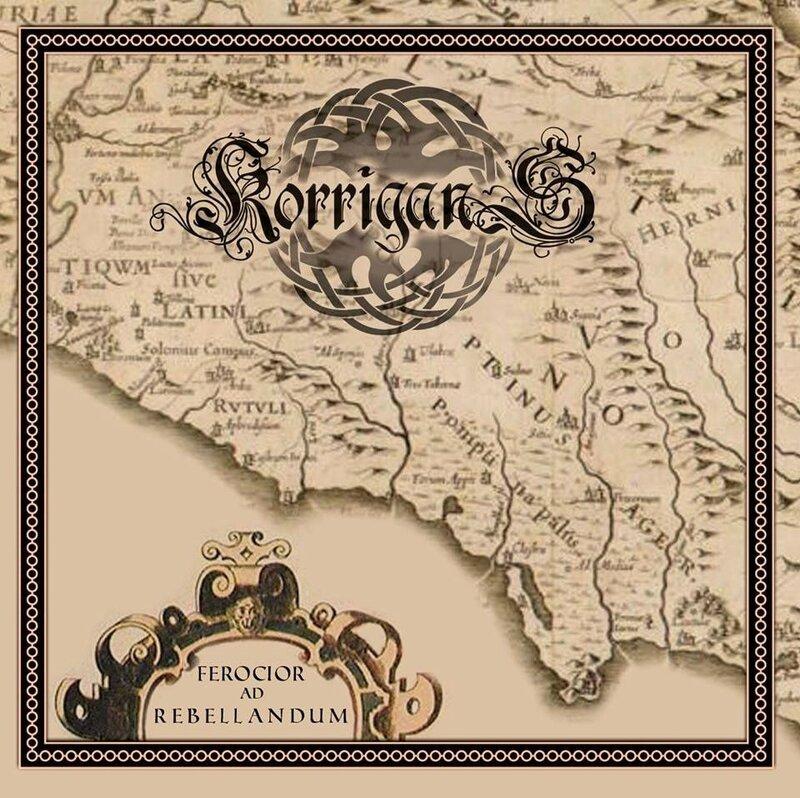 Korrigans - Ferocior Ad Rebellandum [2014]