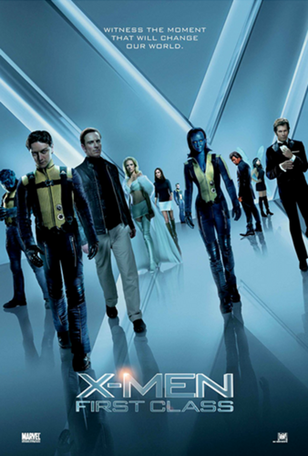X-Men: First Class (30 Octobre 2012)