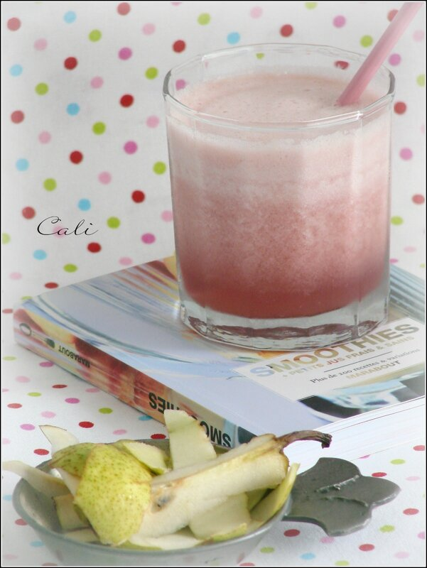 Smoothie Poire-Canneberge 002