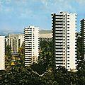 Saint-Etienne , résidence du Portail Rouge