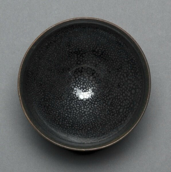 Tea Bowl, 1100-1200s, Northern China, Henan province, Northern Song dynasty (960-1127) or Jin dynasty (1115-1234)