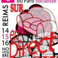 Congrès du parti socialiste - reims signe l'avis de décès du parti socialiste !