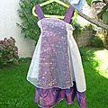 Une robe de princesse!