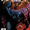 New 52 : batman and robin