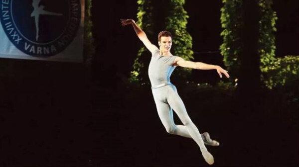 Paul Marque – une « étoile » étincelante de la danse !