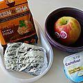 Bento 9 : repas rapide sans chichi