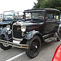 FORD Model A 2door Sedan 1928 Sinsheim (1)