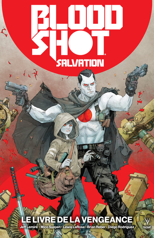 bliss bloodshot salvation 01 le livre de la vengeance