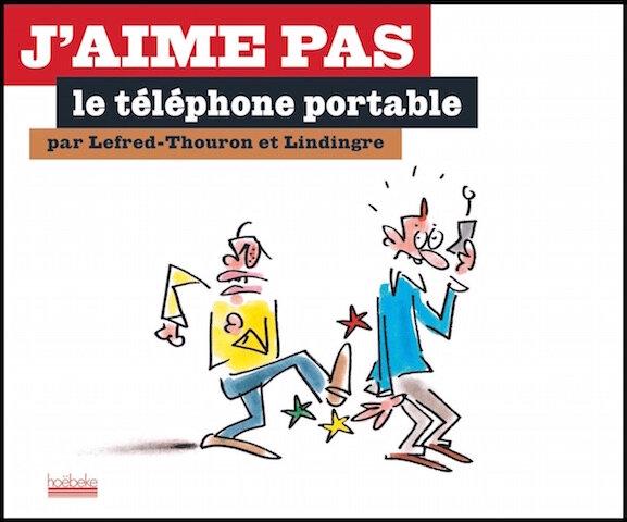j aime pas le telephone portable