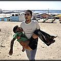 L'echo, du ghetto palestinien !...