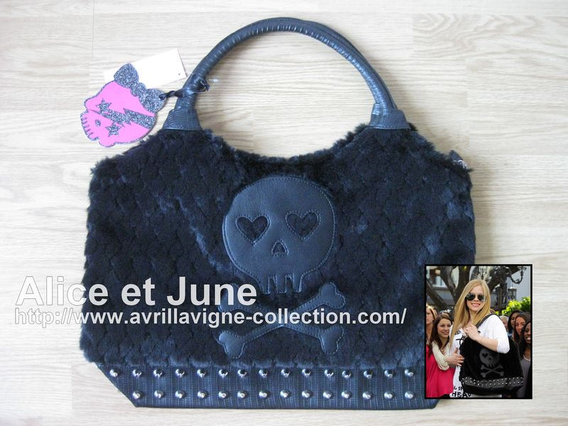 Abbey Dawn Midnight Bag