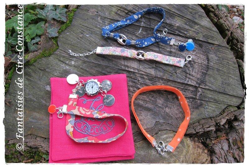bracelets et montre-1