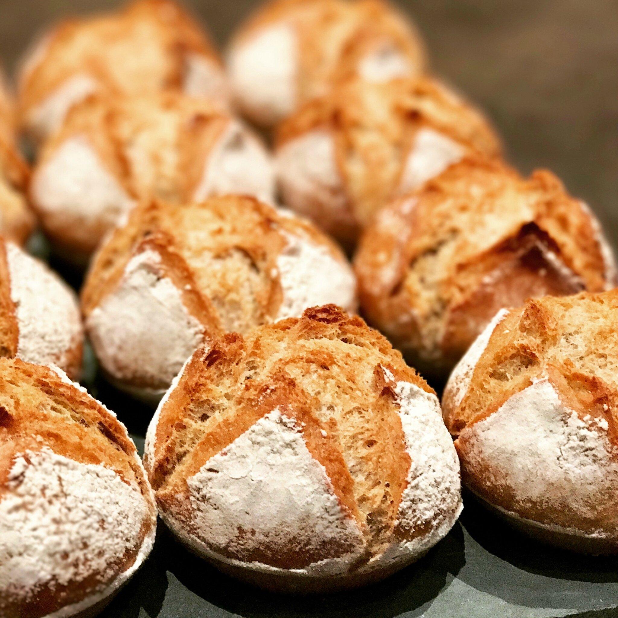 Les Bronzés font du pain (pain sans pétrissage)