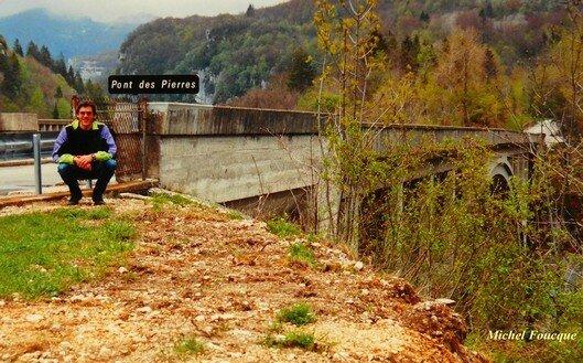 1709) rando Pont de pierres (Ain)