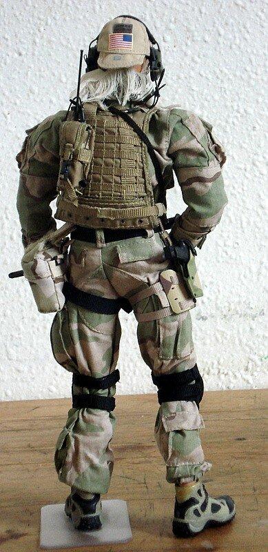 Navy SEAL/Team 8/Task Force 121/Irak  - 16modernwarriors