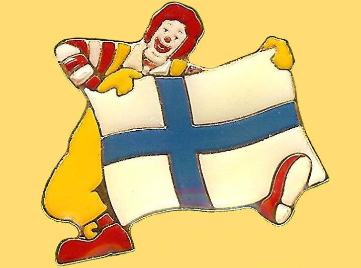 Pin's Finlande 2