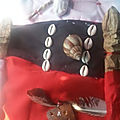 La géomancie du fa du medium marabout voyant ayao