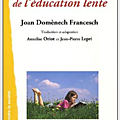 eloge education lente