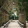 Un dernier petit tour dans les jardins du château de joinville