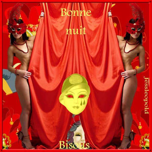 b n femmes rideau rougeBPat19