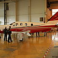Aéroport Tarbes-Lourdes-Pyrénées: Private: Socata TBM-700/850: N850LT: MSN 585.