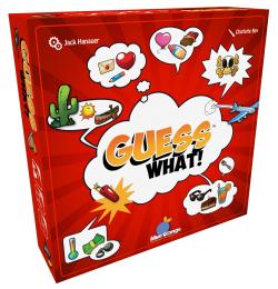 Boutique jeux de société - Pontivy - morbihan - ludis factory - Guess What