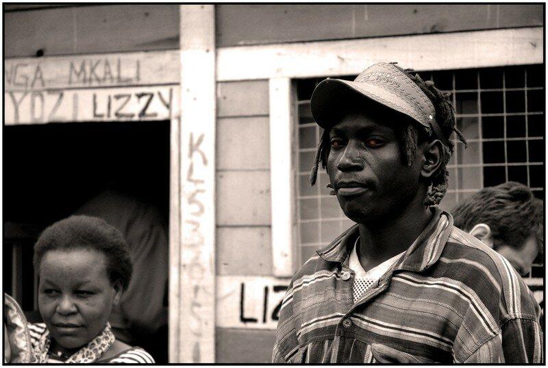 Dans Kibera
