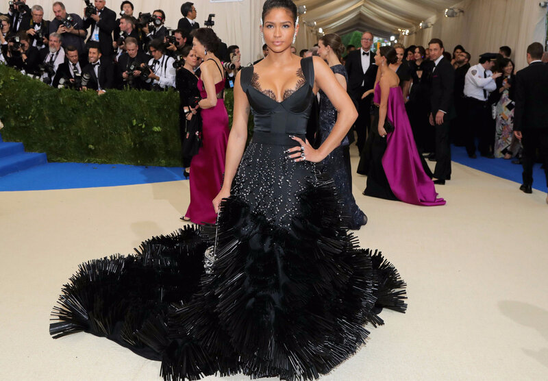 Cassie-wearing-on-aura-tout-vu-met-ball-Diddy-celebrity