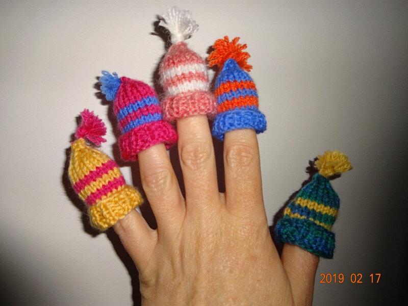 bonnets de doigts 2