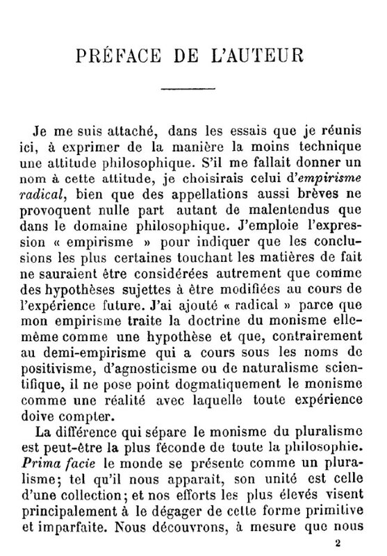 William James préface auteur (1)