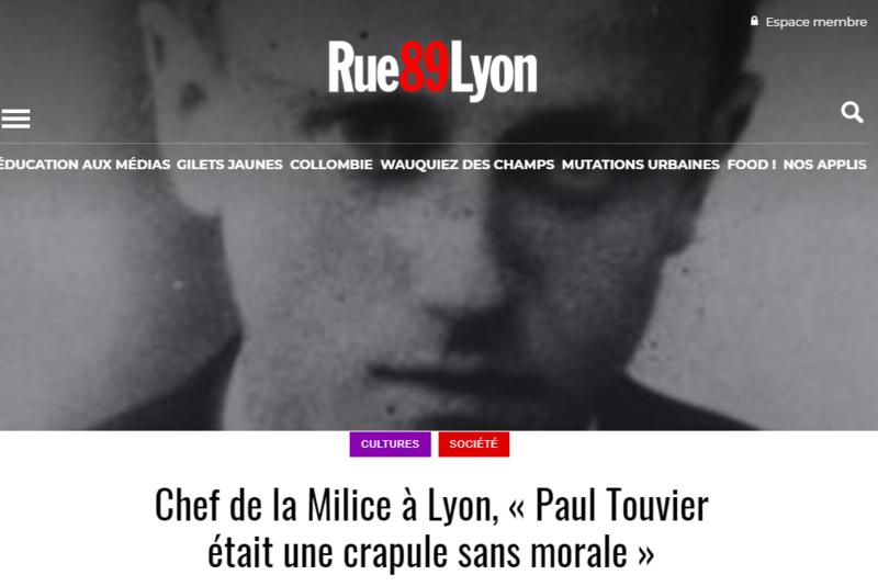 2019-04-07 15_26_21-« Paul Touvier était une crapule sans morale »