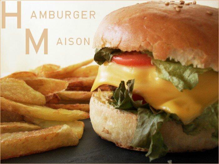 hamburger maison 1