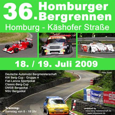 Homburger ADAC Bergrennen 2009 2