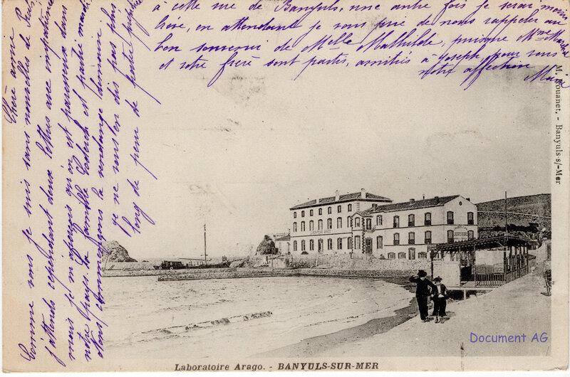 635 Laboratoire Arago 1902
