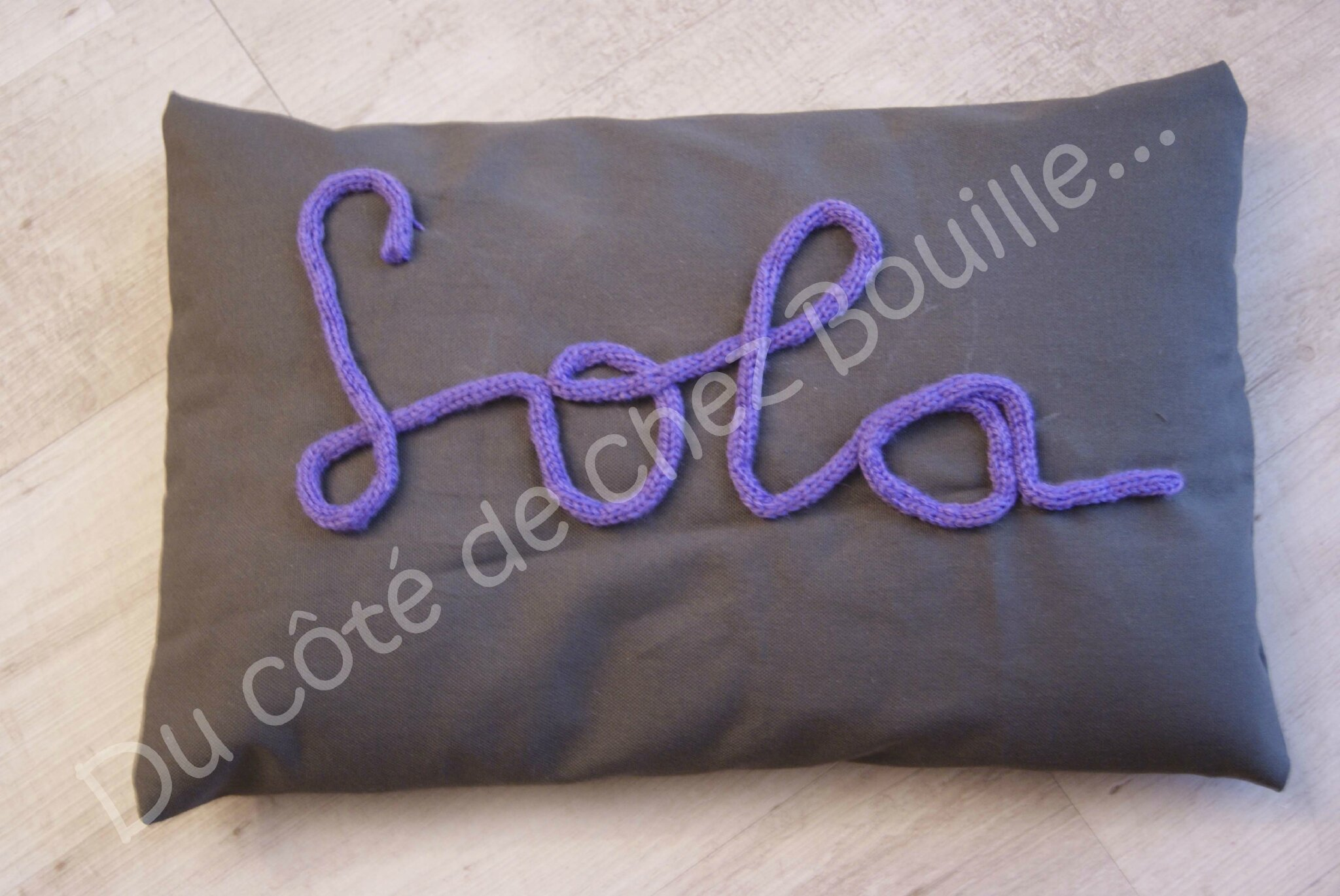 coussin lola