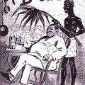 L'art caricatural ou l'expression d'un mécontentement: le goût du changement et l'absurdité de la colonisation.